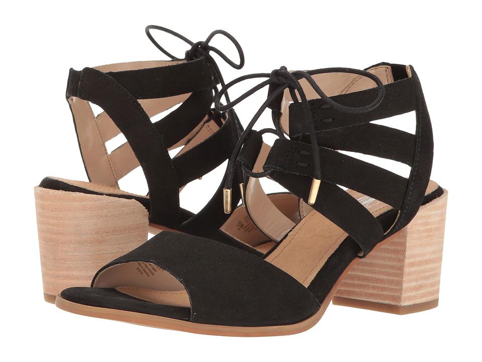 Dr. Scholl's - Mista - Original Collection (Black Leather) Women's Shoes