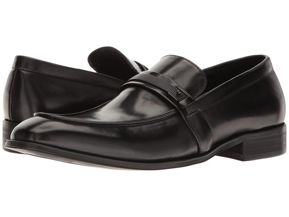Kenneth Cole Unlisted - Opinion-Ated (Black) Men's Shoes