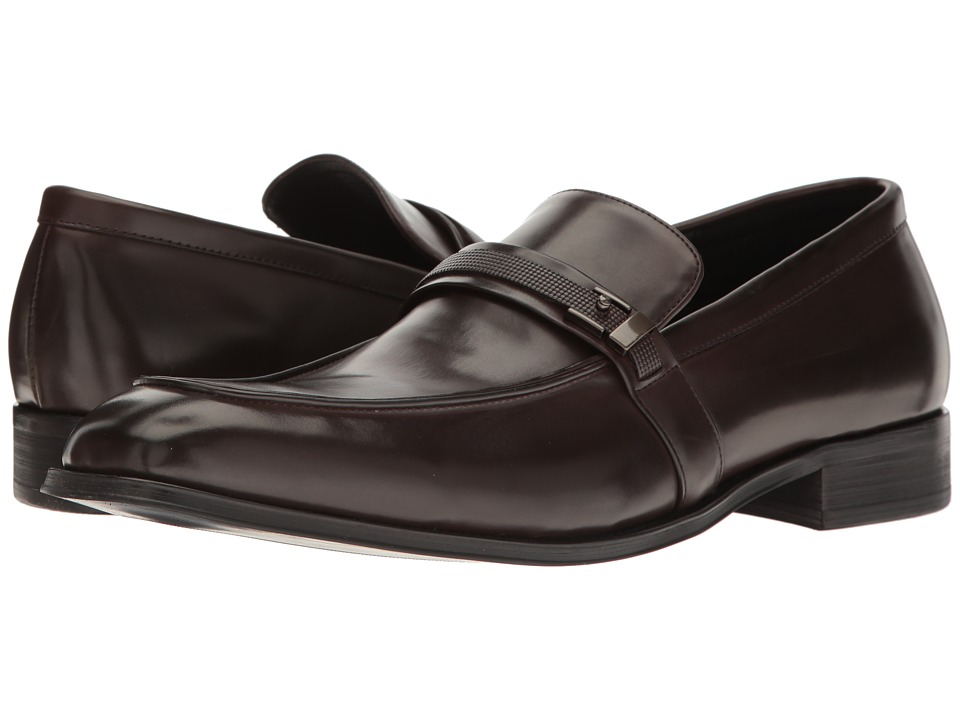Kenneth Cole Unlisted - Opinion-Ated (Brown) Men's Shoes