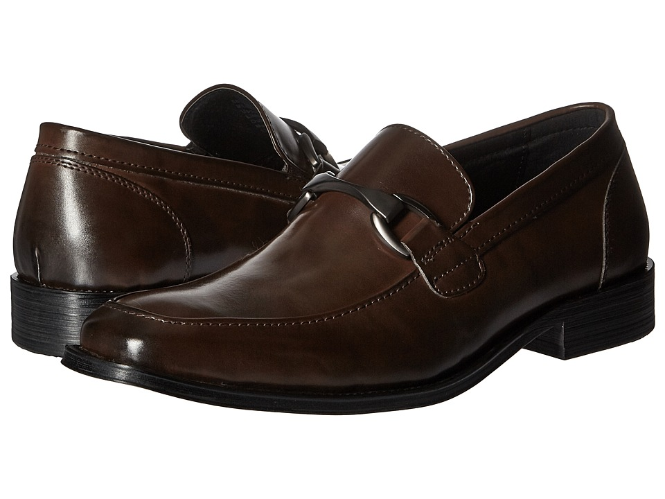 Kenneth Cole Unlisted - Entertain 2 Nite (Brown) Men's Shoes