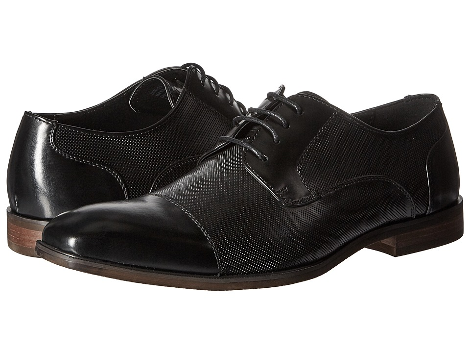 Kenneth Cole Unlisted - Dinner Party (Black) Men's Shoes