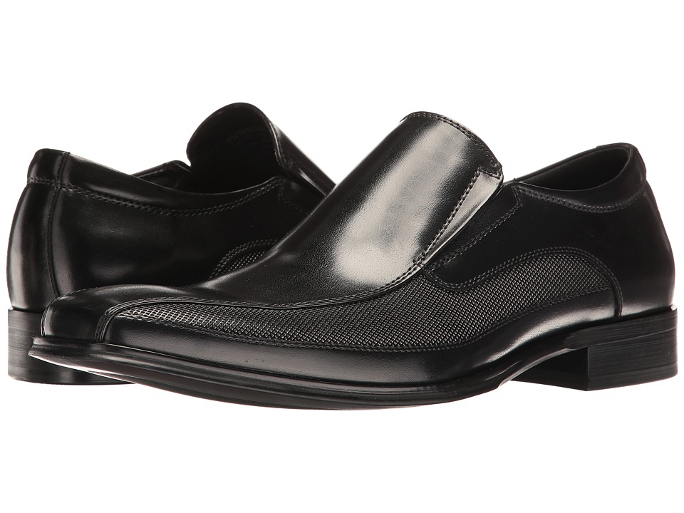 Kenneth Cole Unlisted - Entertain Me (Black) Men's Shoes