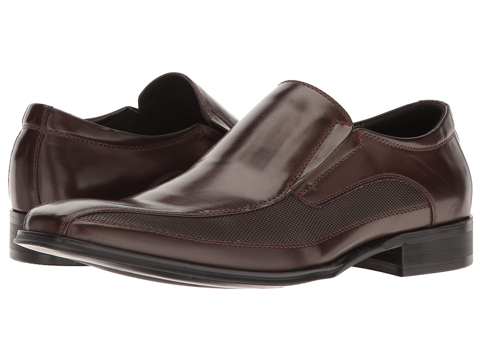 Kenneth Cole Unlisted - Entertain Me (Brown) Men's Shoes