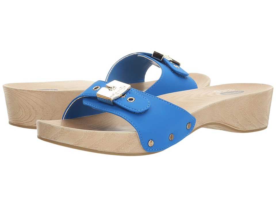 Dr. Scholl's - Classic (Royal Blue) Women's Slide Shoes