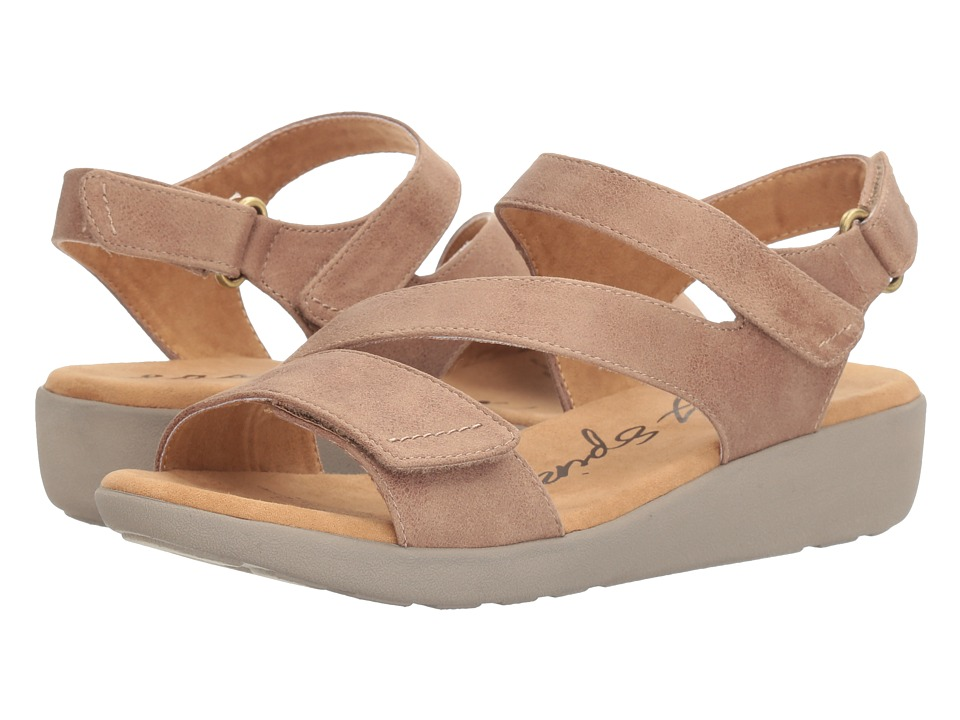 Easy Spirit - Kailynne (Taupe Fabric) Women's Shoes