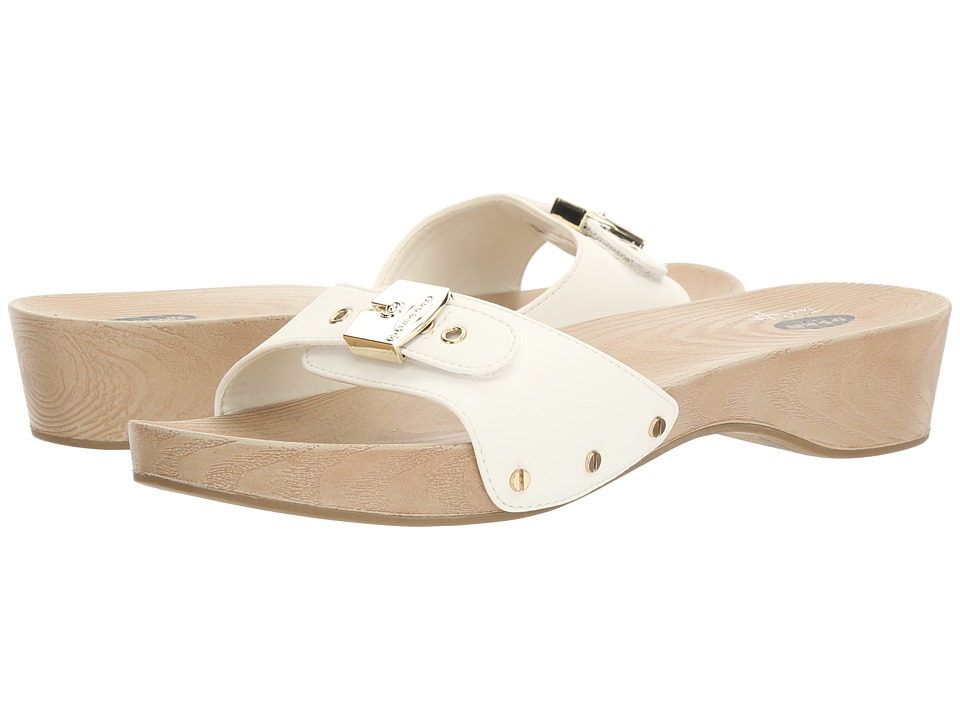 Dr. Scholl's - Classic (White 1) Women's Slide Shoes