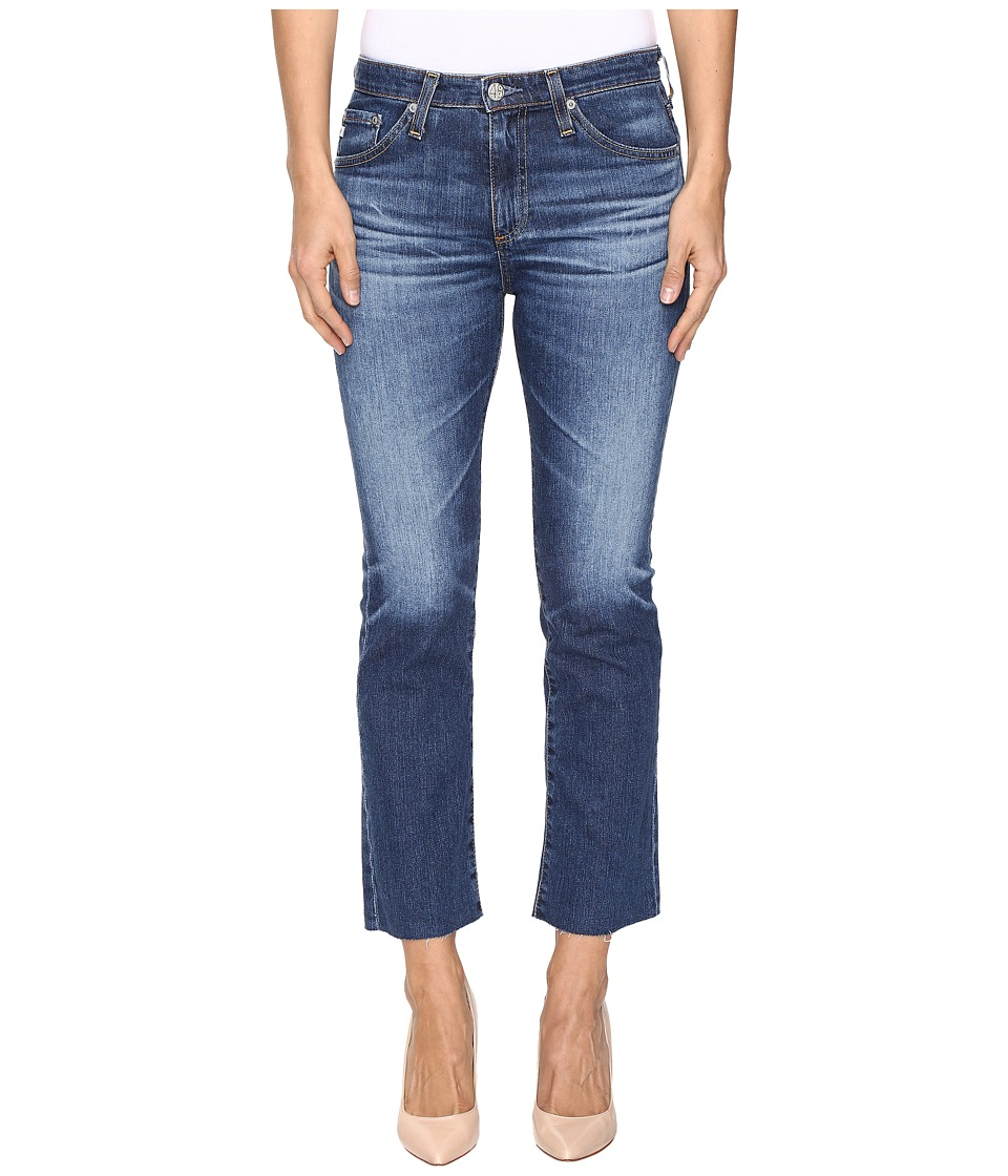 AG Adriano Goldschmied - Jodi Crop in 10 Years Wick (10 Years Wick) Women's Jeans