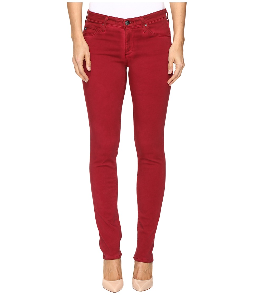 AG Adriano Goldschmied - Stilt in Sea Soaked Ruby Rouge (Sea Soaked Ruby Rouge) Women's Jeans
