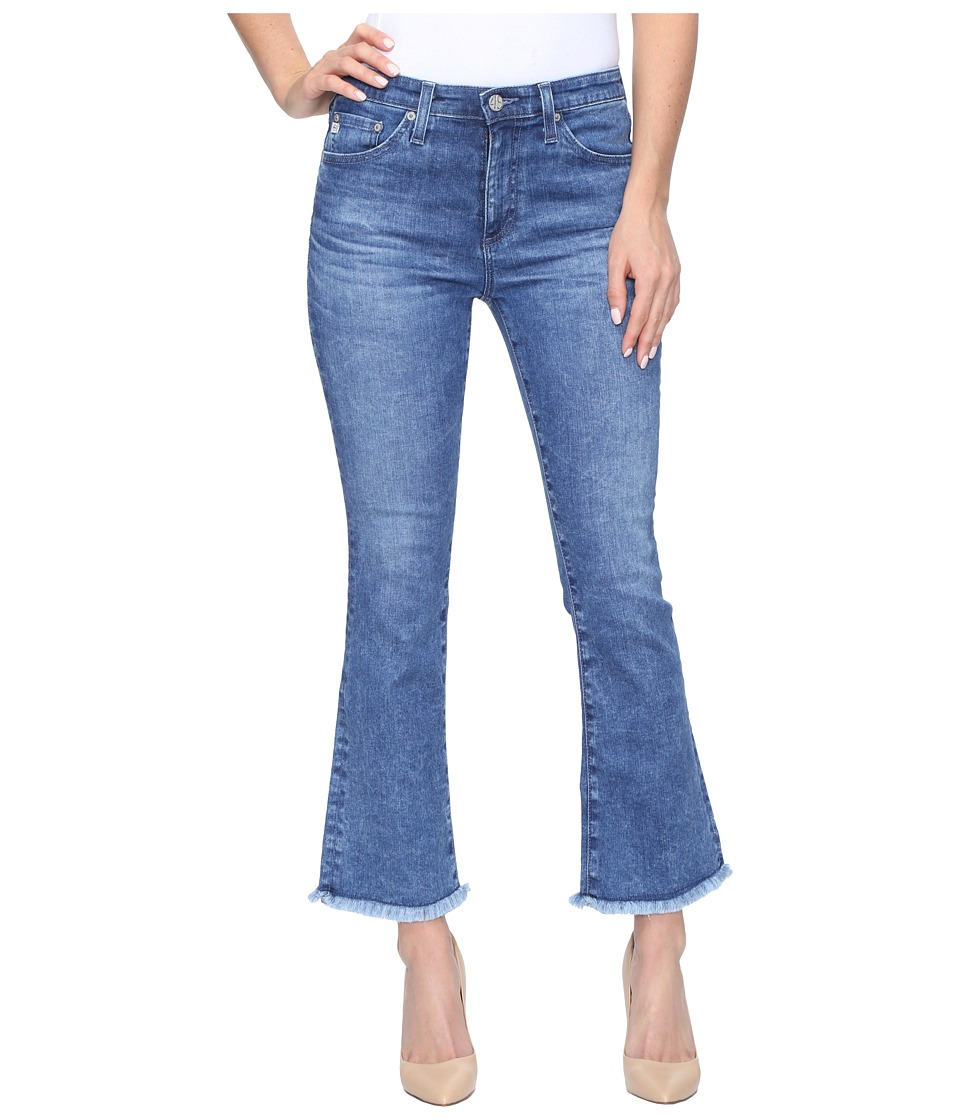 AG Adriano Goldschmied - Jodi Crop in 14 Years Suspended Air (14 Years Suspended Air) Women's Jeans