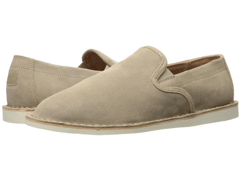 Polo Ralph Lauren - Bardene-SH (Milkshake Resin Back Sport Suede) Men's Shoes