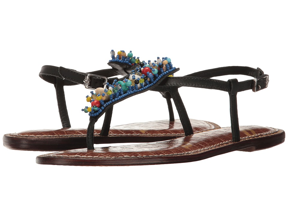 Sam Edelman Gabrielle (Blue Multi Beaded Kid Leather) Women