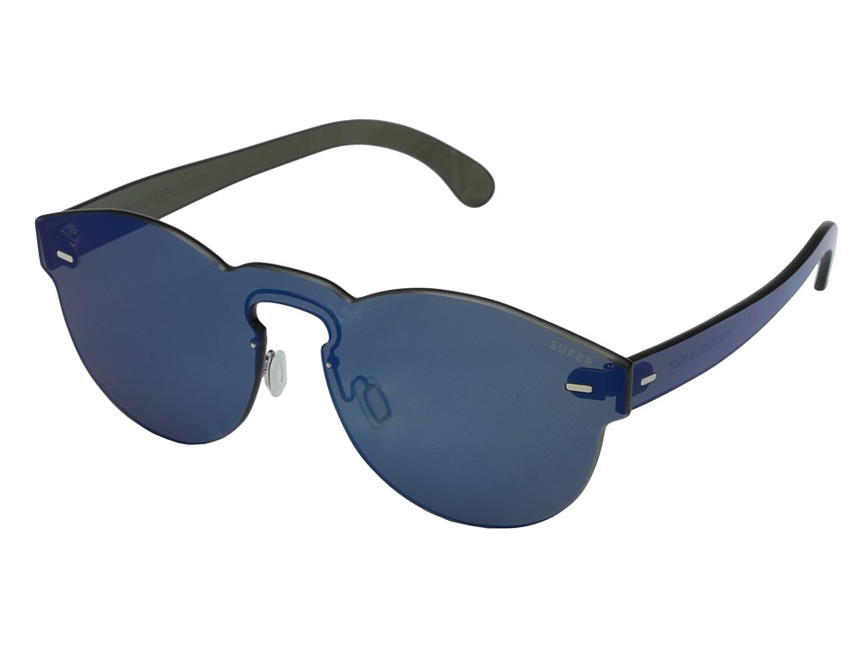 Super - Paloma 52mm (Tuttolente Blue) Fashion Sunglasses