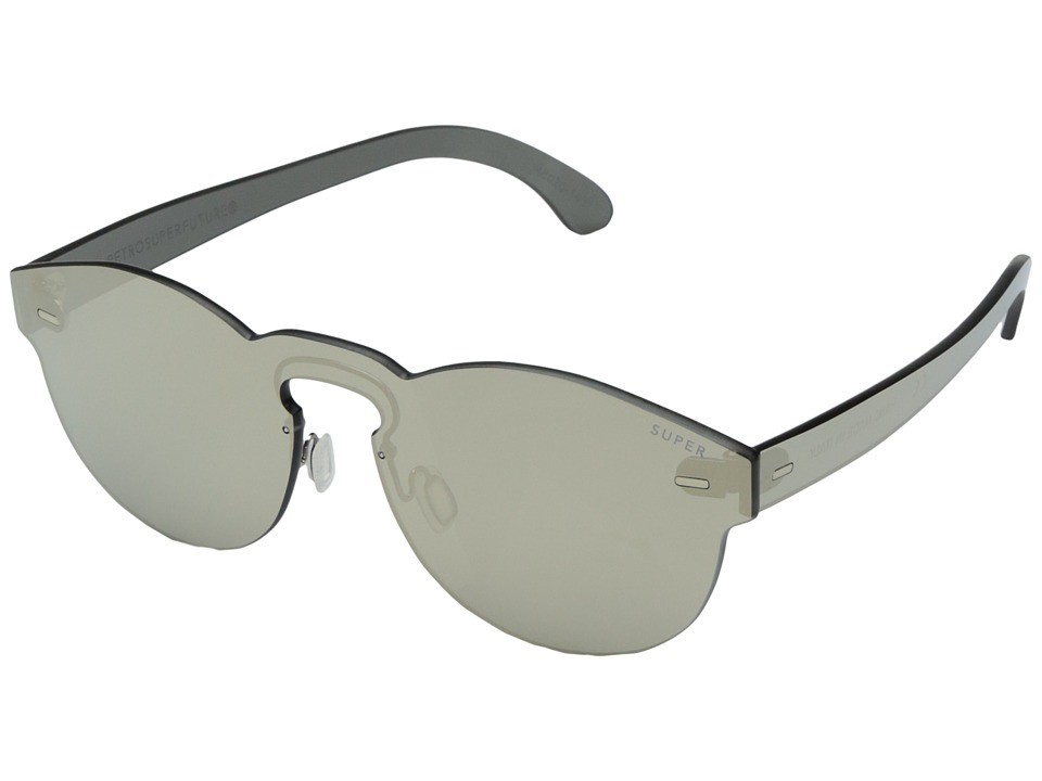 Super - Paloma 48mm (Tuttolente Ivory) Fashion Sunglasses