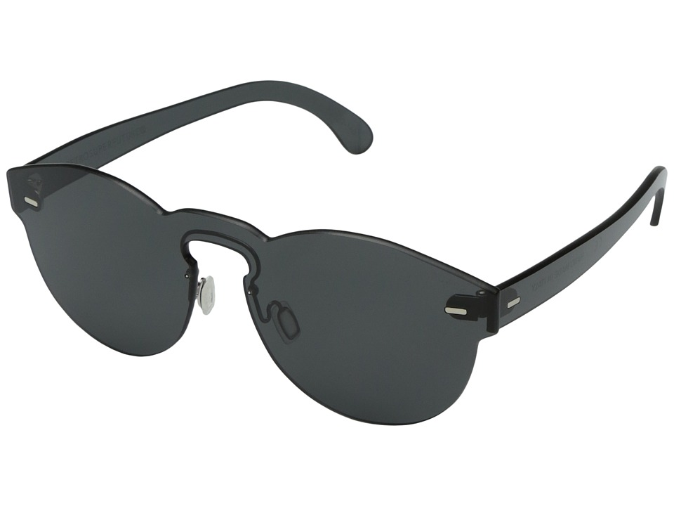 Super - Paloma 52mm (Tuttolente Black) Fashion Sunglasses