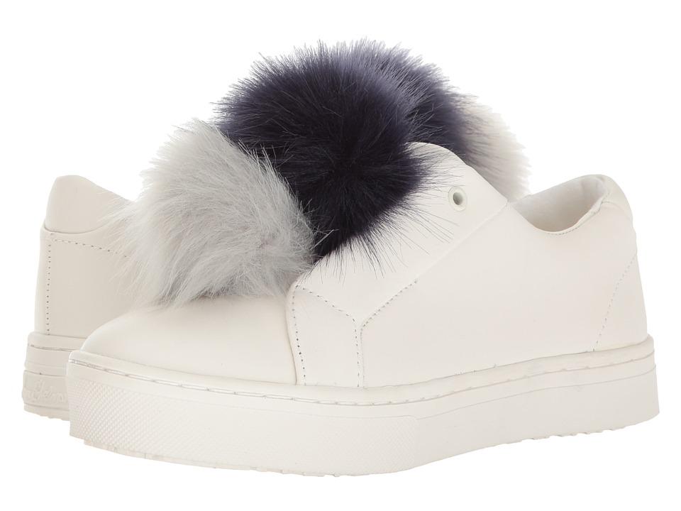 Sam Edelman - Leya (White/Inky Navy/Grey Frost) Women's Shoes