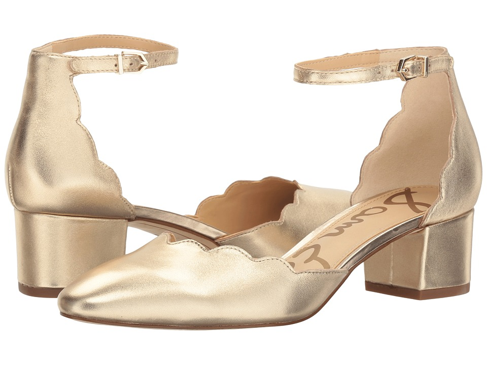 Sam Edelman - Lara (Molten Gold) Women's Shoes