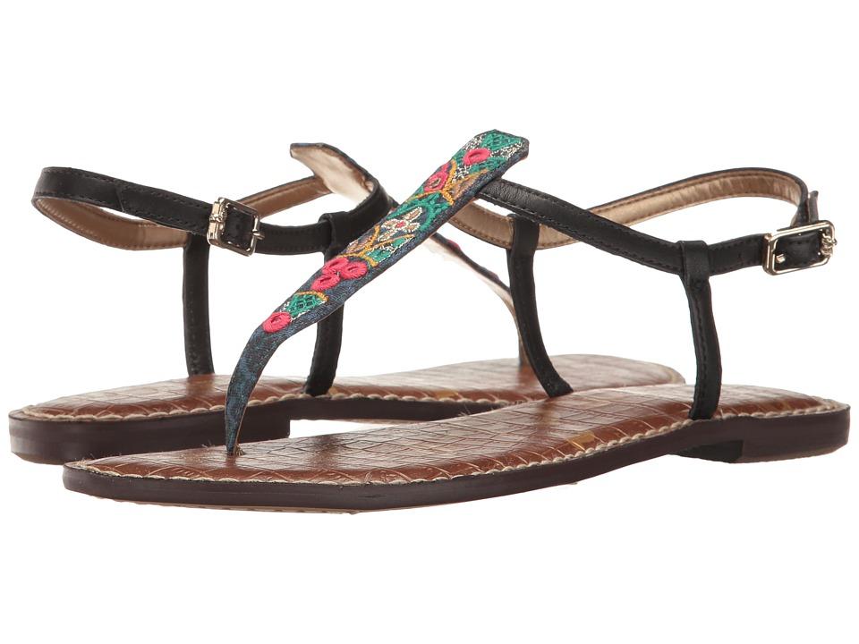 Sam Edelman - Gigi (Indigo Multi/Inky Navy Batik Ibiza Print) Women's Sandals