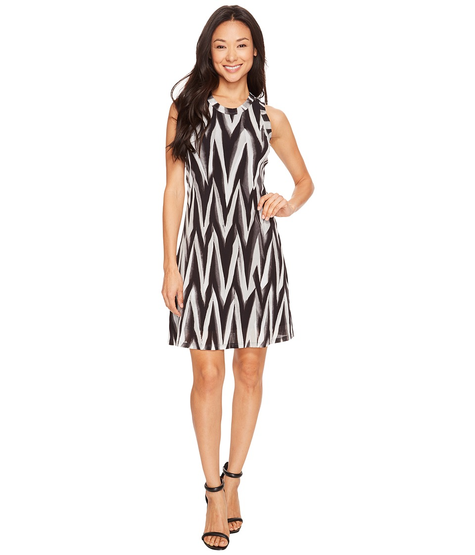 Karen Kane - Halter Dress (Print) Women's Dress