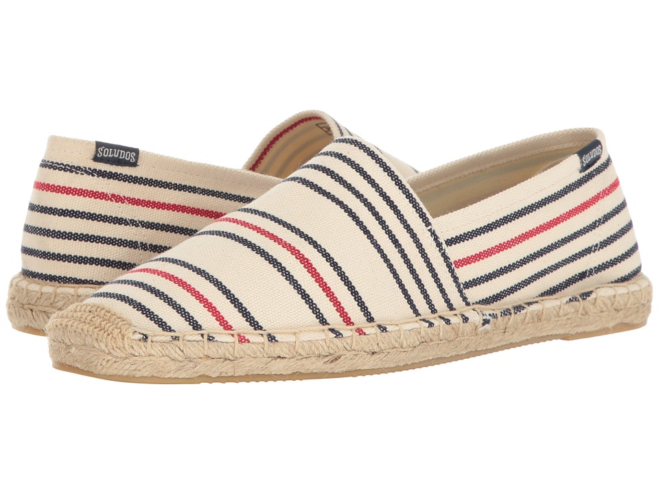 Soludos - Striped Original (Provence) Men's Shoes