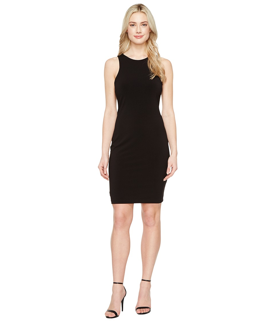 Karen Kane - Travel Jersey Dress (Black) Women's Dress