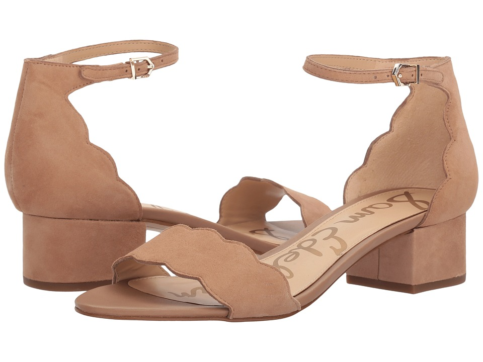 Sam Edelman - Inara (Golden Caramel Kid Suede Leather) Women's Shoes