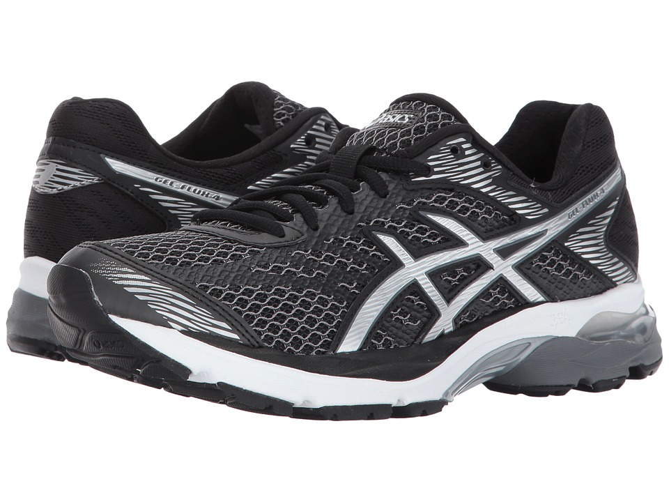 ASICS - GEL-Flux 4 (Black/Silver/Carbon) Women's Running Shoes