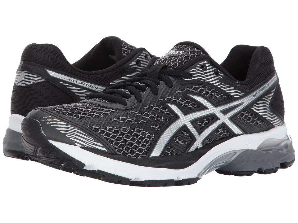 ASICS - GEL-Flux 4 (Black/Silver/Carbon) Women's Running Shoes