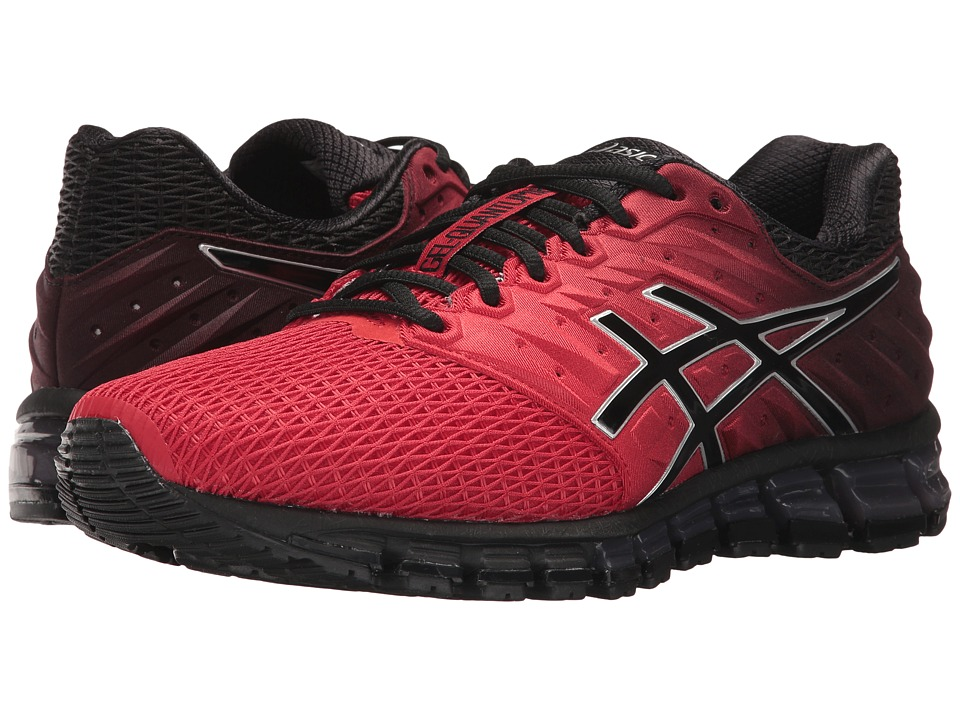 ASICS - Gel-Quantum(r) 180 2 (Classic Red/Black/Silver) Men's Running Shoes