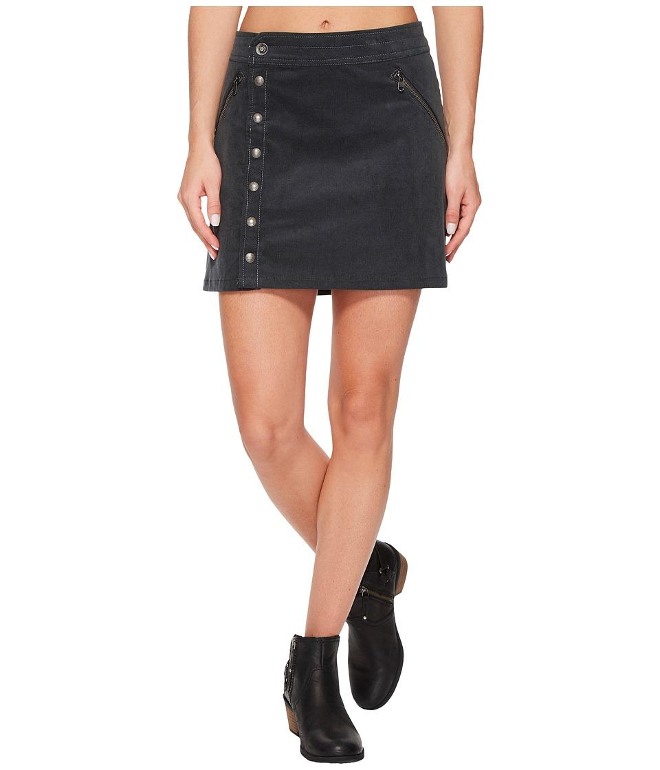 KUHL Streamline Skirt (Carbon/Marine) Women