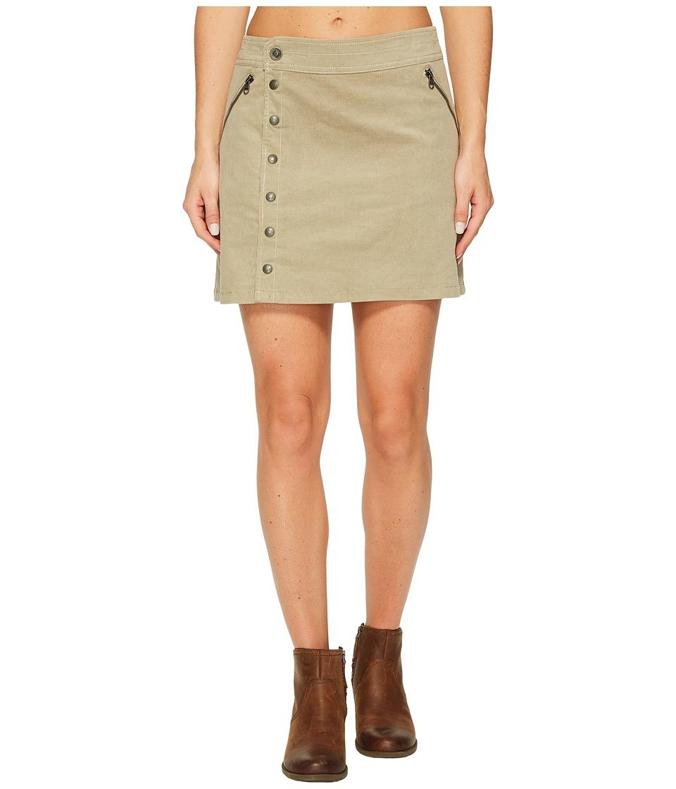 KUHL Streamline Skirt (Khaki/Concord) Women