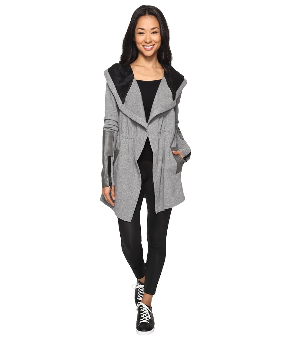 Blanc Noir - Traveler Jacket (Heather) Women's Coat