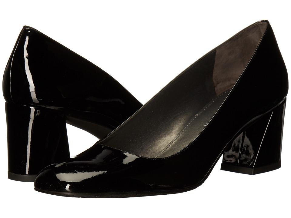 Stuart Weitzman - Marymid (Black Patent) Women's Shoes