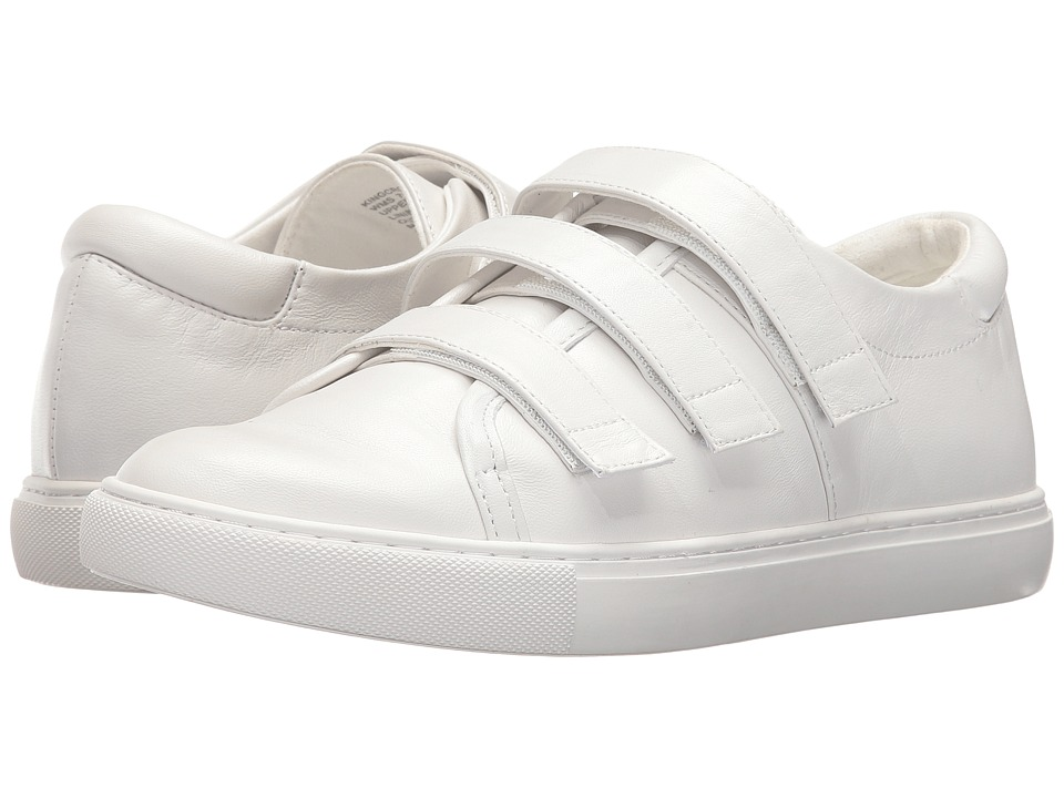 Kenneth Cole Reaction Kingcro (White) Women