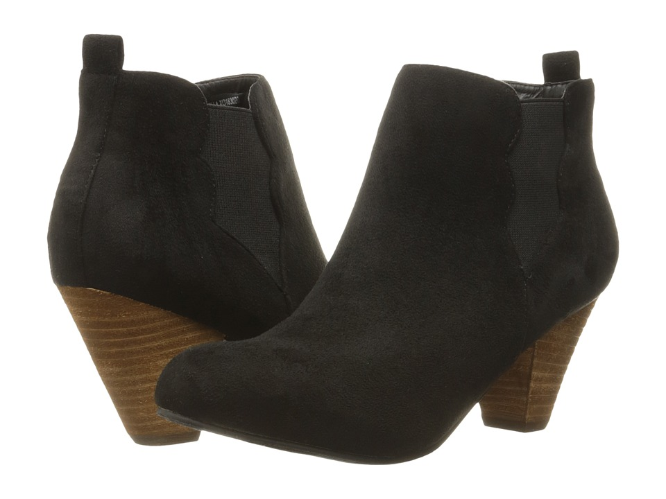 XOXO - Annabella (Black) Women's Shoes