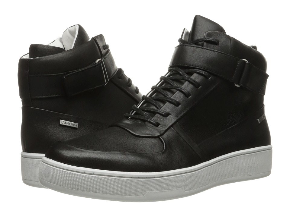Calvin Klein - Navin (Black) Men's Shoes