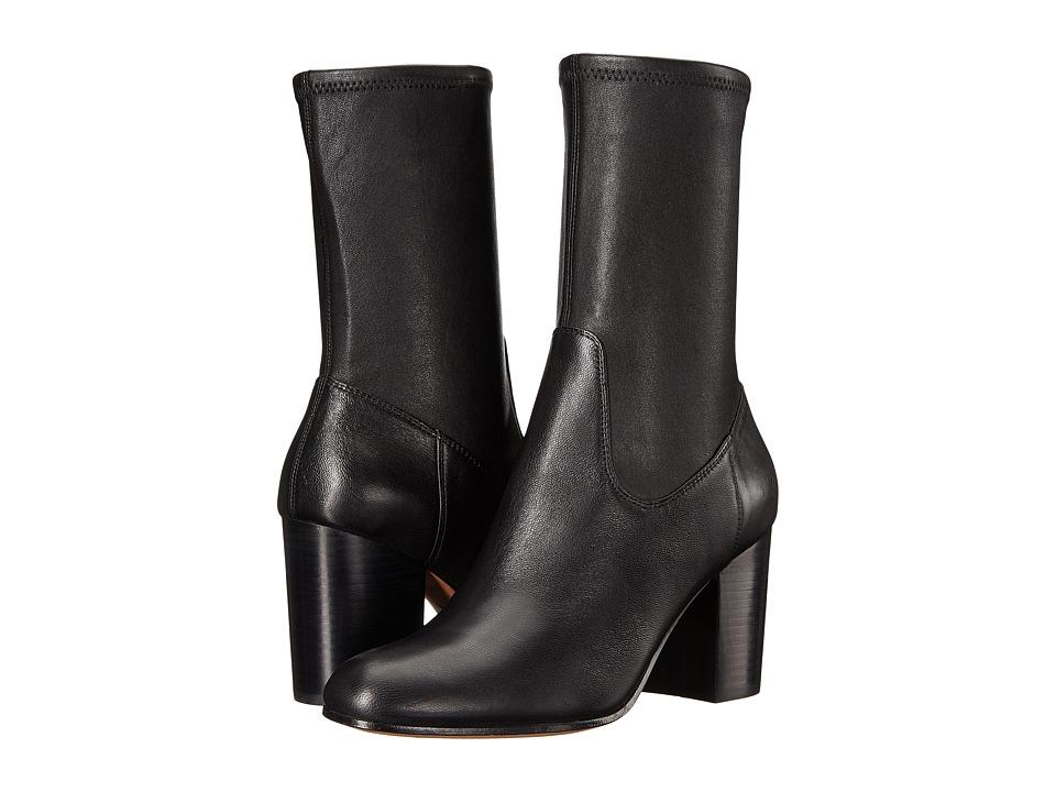 COACH - Bond (Black/Black Wash Nappa/Wash Nappa) Women's Boots