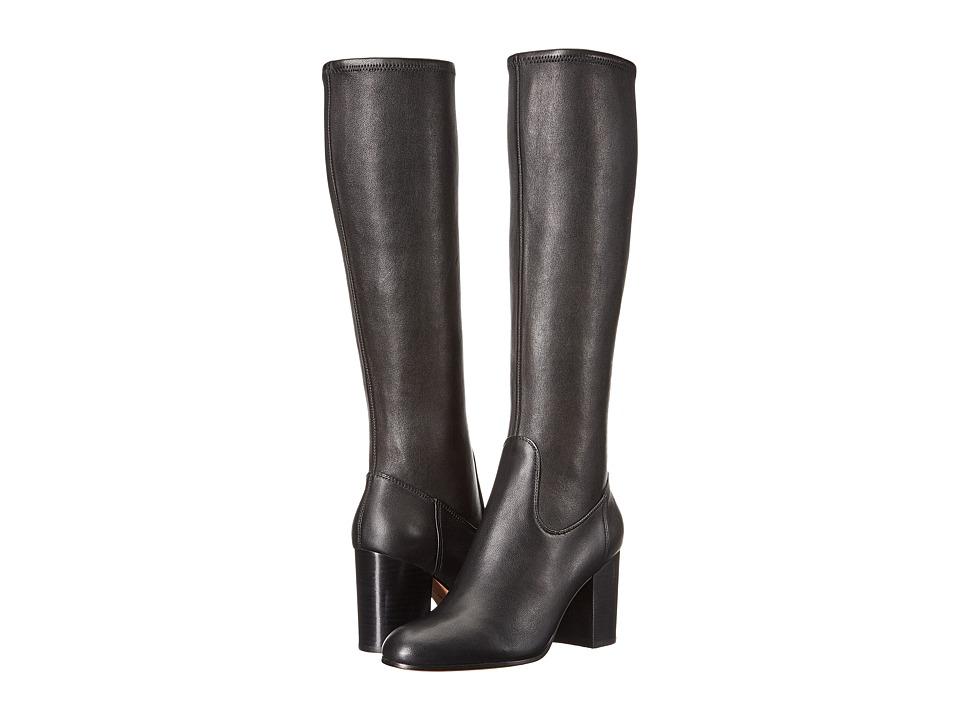 COACH - Bergen (Black/Black Wash Nappa/Wash Nappa) Women's Boots