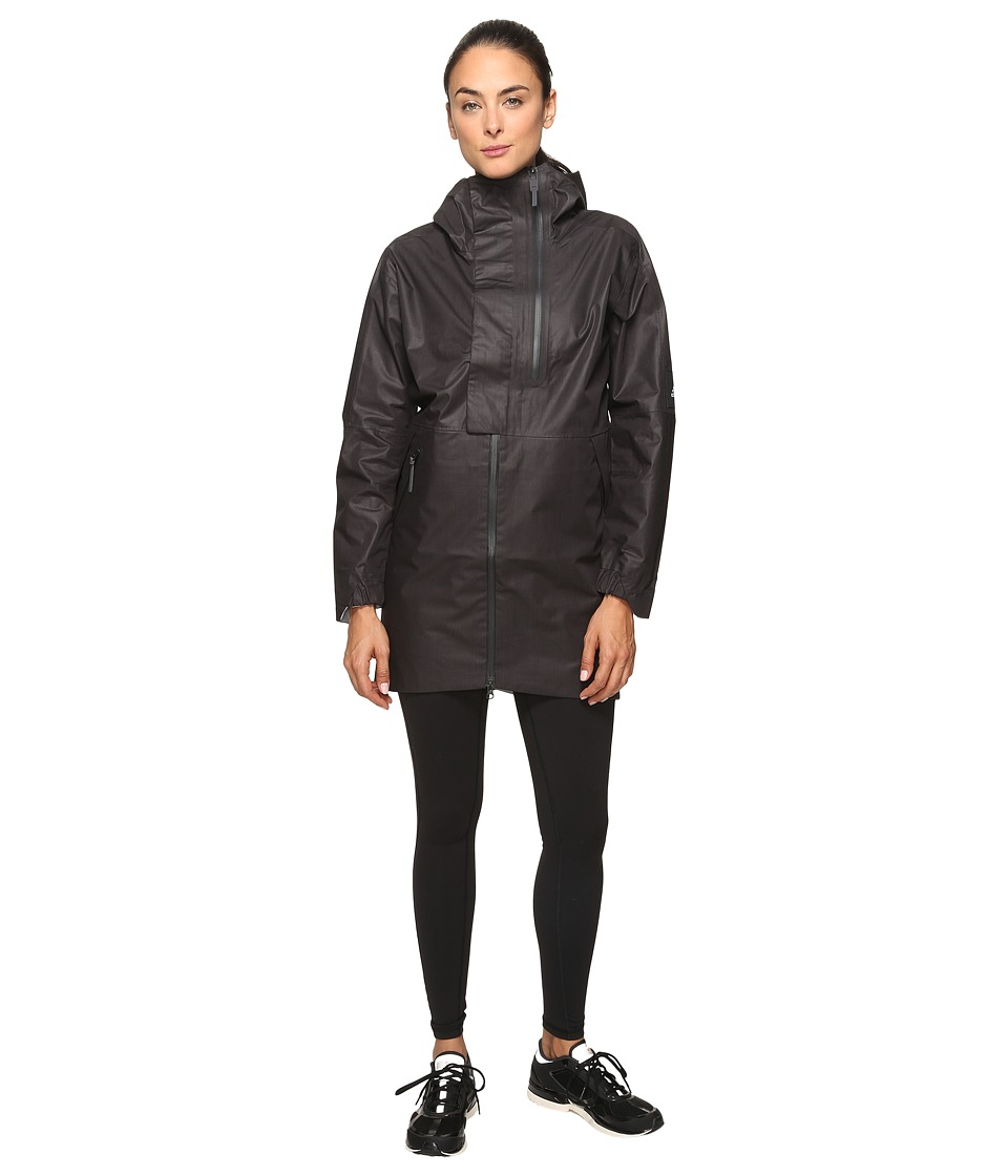 adidas - Icon Parka (Utility Black) Women's Coat