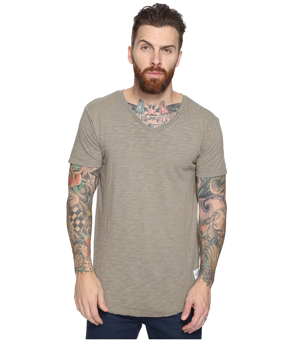 KINETIX - Basic T-Shirt (Olivepit) Men's T Shirt