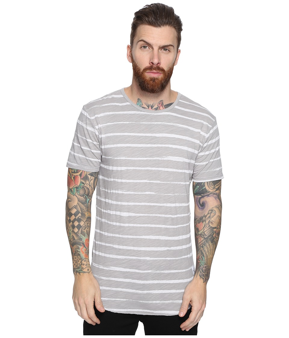 KINETIX - Bangkok Fashion T-Shirt (Silver) Men's T Shirt