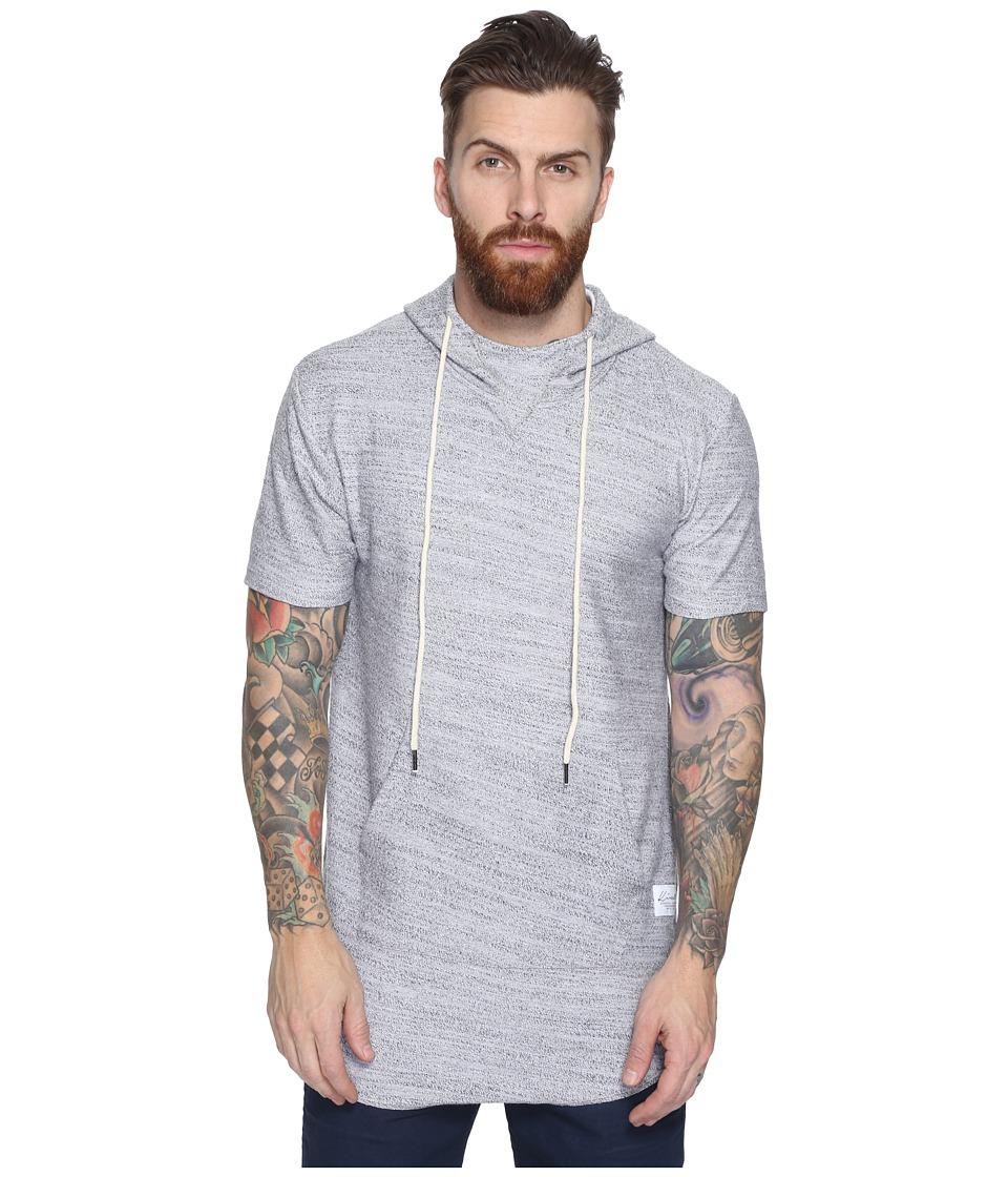 KINETIX - Mission Beach Hoodie (Marble) Men's Sweatshirt