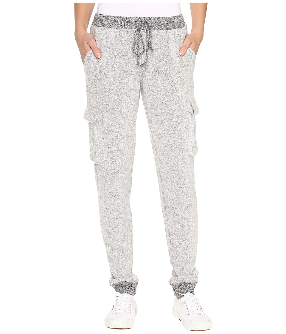 Brigitte Bailey - Queen Hacci Jogger (Heather Grey) Women's Clothing