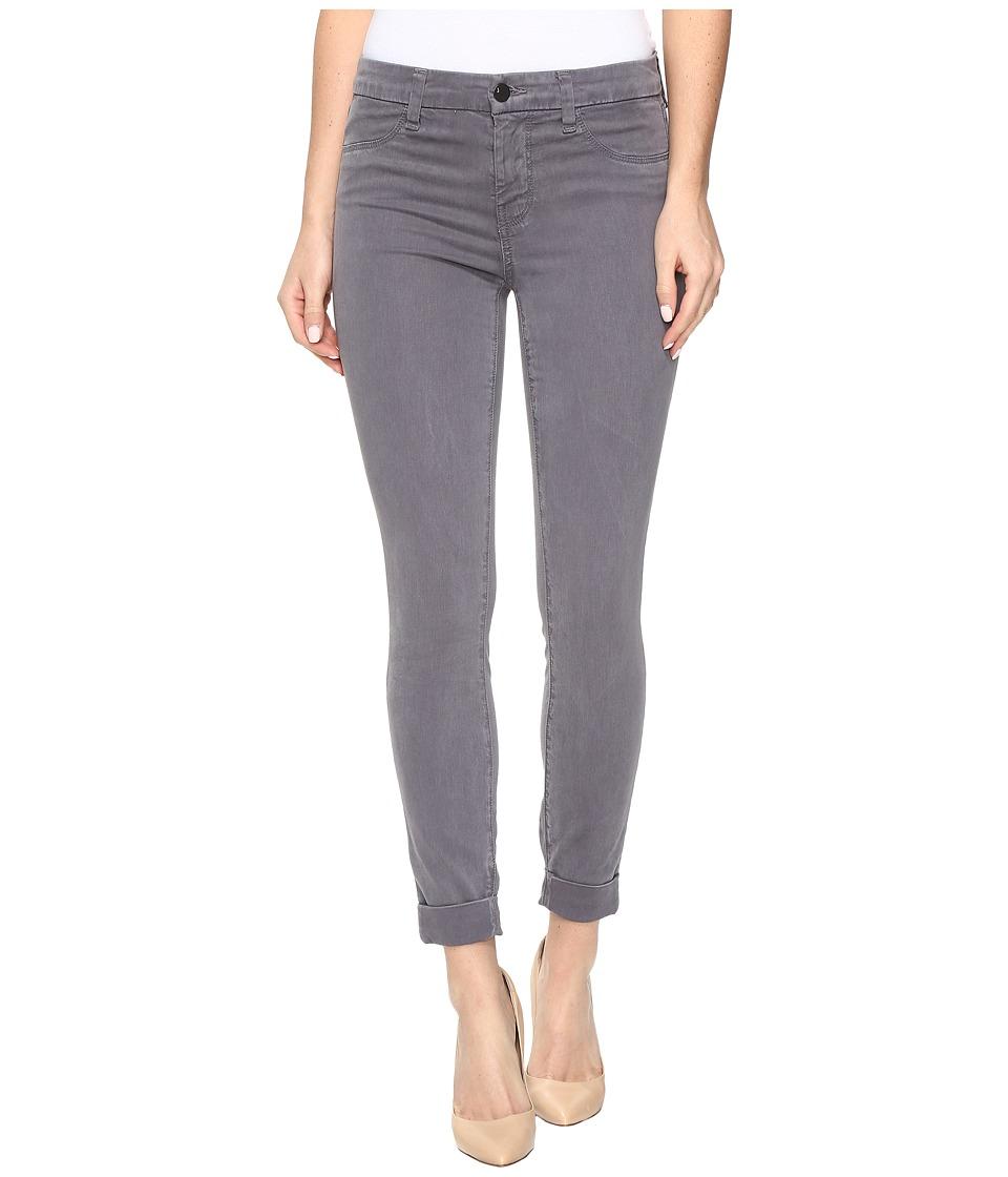 J Brand - Anja Cuffed Crop in Storm Grey (Storm Grey) Women's Jeans