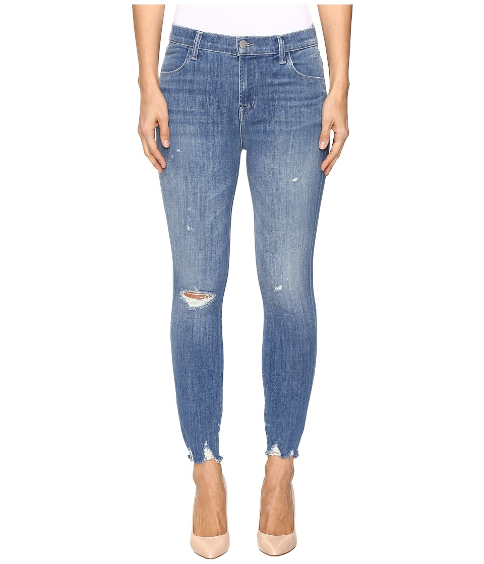 J Brand - Alana High-Rise Crop in Fantasy Raw (Fantasy Raw) Women's Jeans