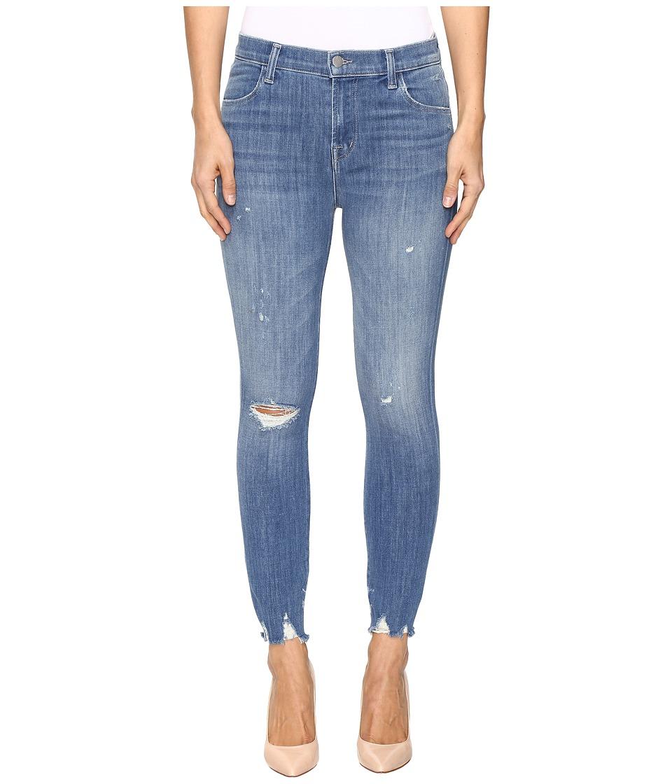 J Brand - Alana High-Rise Crop in Fantasy Raw (Fantasy Raw) Women's Jeans