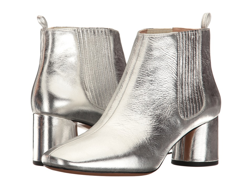 Marc Jacobs Rocket Chelsea Boot (Silver) Women