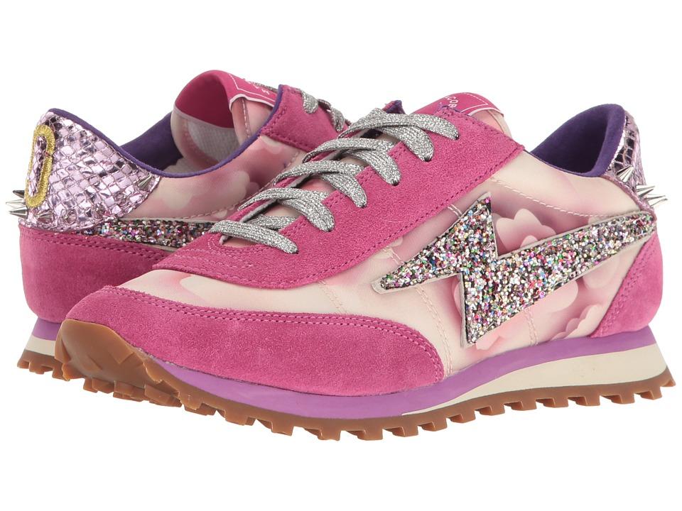 Marc Jacobs - Astor Lightning Bolt Jogger (Pink Multi) Women's Shoes