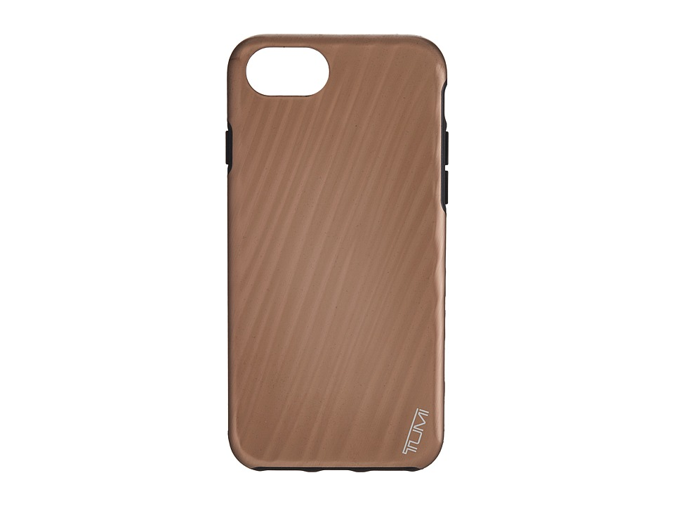 Tumi - 19 Degree Case for iPhone 7 (Rose Gold) Cell Phone Case