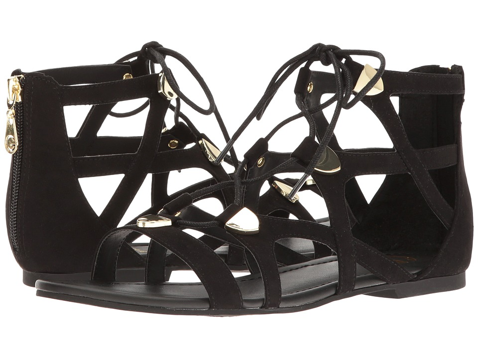 G by GUESS Lewy (Black Camoscio Suede) Women