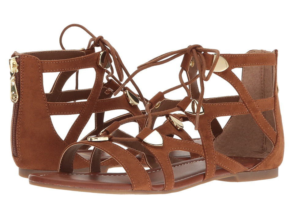 G by GUESS - Lewy (Rusty 463 Camoscio Suede) Women's Sandals